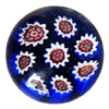 Blue/Red Paperweight