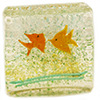 Two Fish Paperweight