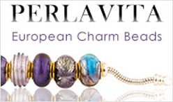PerlaVita - Large Hole Murano Glass Beads and Charms