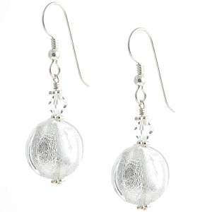 Schissa Earrings - Silver