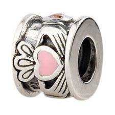 Irish Love Bead - Pink