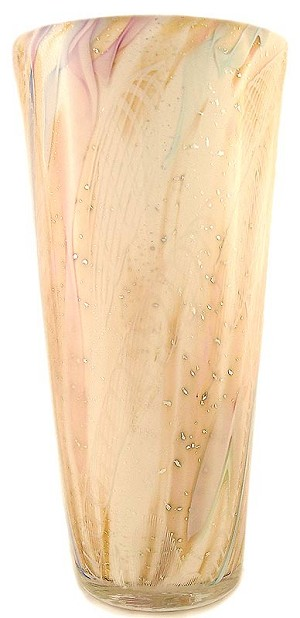 Tramonto Tapered Vase - 11 Inches