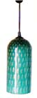 Tubo Murano Glass Hanging Lamp